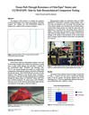 Tissue Pull-Through Resistance of FiberTape® Suture and ULTRATAPE: Side by Side Biomechanical Comparison Testing
